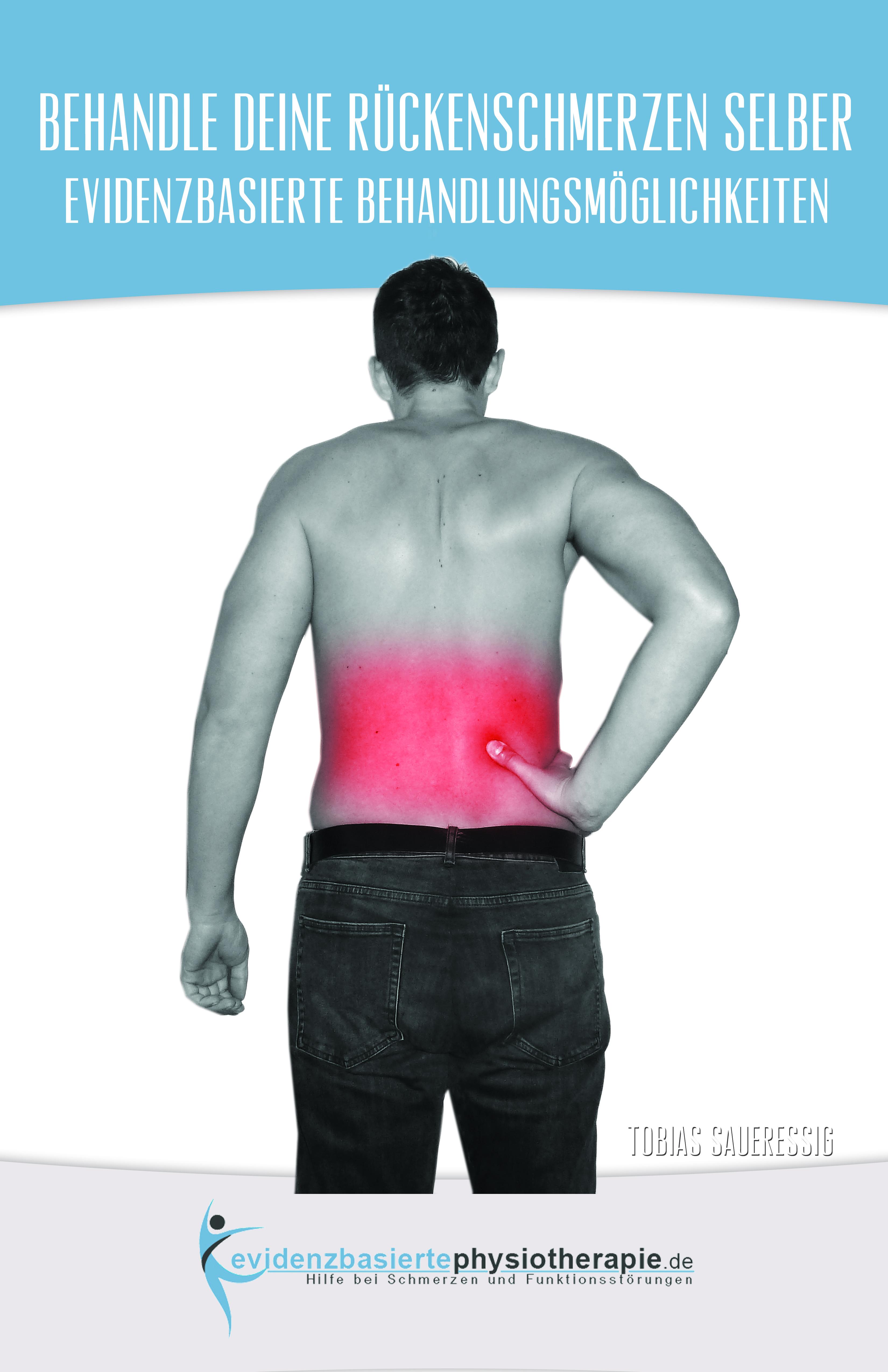 Buch chronische Rückenschmerzen